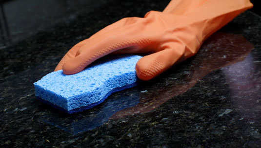 Natural Stone Cleaning and Sealing